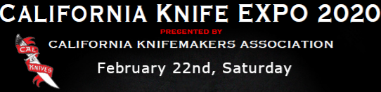 California Knife Expo - 2020